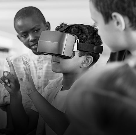 Cover Students are awarded for virtual reality project to improve learning